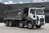 Ford Trucks 4142D with Grunwald superstructures