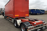 Contract manufacturing of link-trailers