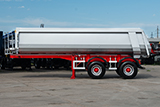 Tipper semitrailers for Northern Europe